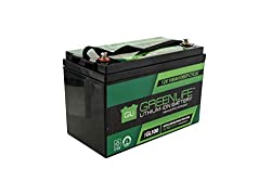 GreenLiFE Battery GL100 - 100AH 12V Lithium-Ion Battery