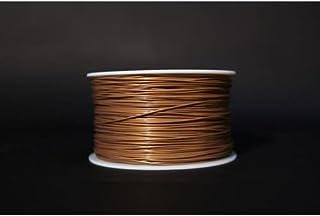 Fusion MBFP001-Brown PLA Filament, 1.75mm, 2.2 lb Spool, Brown
