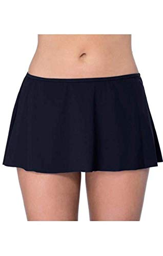 Profile by Gottex Women's Standard Skirted Swimsuit Bottom, Tutti Frutti Black, 8