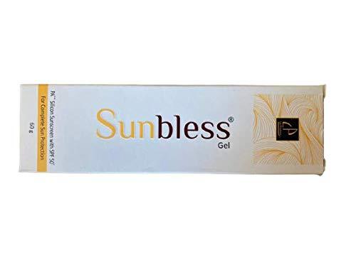 la pristine Sunbless Face Liquid Lotion Sunscreen for Acne-Prone Skin, Broad Spectrum SPF 50+ UVA/UVB Protection Facial Sunscreen, 2.03 Fl Oz