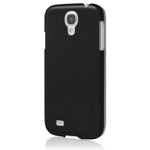 Incipio - Custodia protettiva per Samsung Galaxy S4, colore: Nero