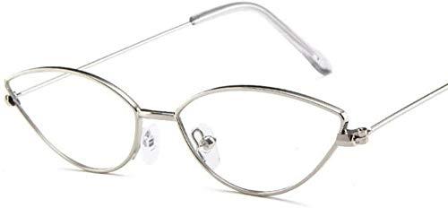 ZYIZEE Gafas de Sol Gafas de Sol de Ojo de Gato Bonitas para Mujer Montura pequeña Retro de Verano Gafas de Sol de Ojo de Gato Negras y Rojas para Mujer-7