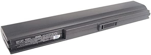 4400mAh Battery for Asus Eee PC 1004, Eee PC 1004DN, N10E, N10E-A1, N10J, N10J-A1, N10J-A2, N10Jb, N10Jc, N10JC-A1, N10Jh, U1