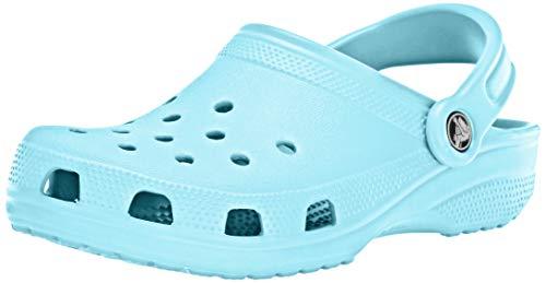Crocs Classic Clog, Zuecos Unisex Adulto, Azul (Ice Blue 4O9), 37/38 EU