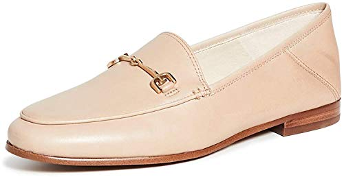 Sam Edelman Women's Loraine Classic Loafer, Soft Beige, 7.5