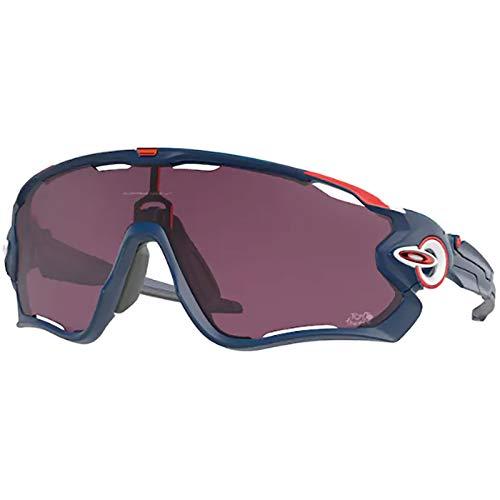 Oakley Gafas de sol para hombre OO9290 Jawbreaker Shield