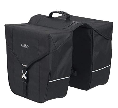 Norco Sacoche de vélo Idaho pour homme, noir, 2 x 14 litres