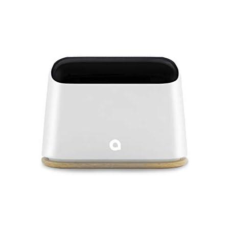 Ambi Climate 2 アンビクライメイト エアコン用人工知能WiFiスマート家電コントローラリモコン、温度、湿度、気象、時間帯、日光を分析、あなたの快適性を簡単に管理、iOS/Android/AmazonAlexa/Google Home/IFTTT対応製品