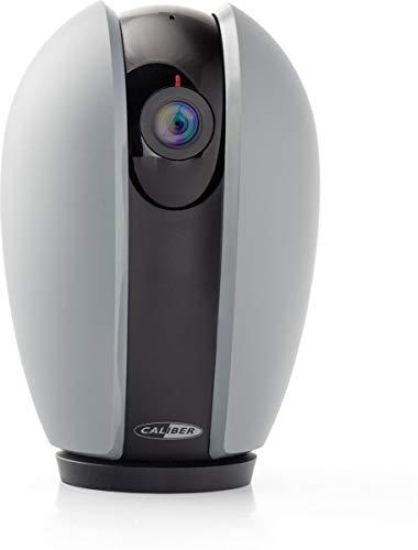 CALIBER HWC201PT App-gestuurde 2,0 MP 1080P HD WiFi IP camera voor binnen met zwenk-/kantelfunctie