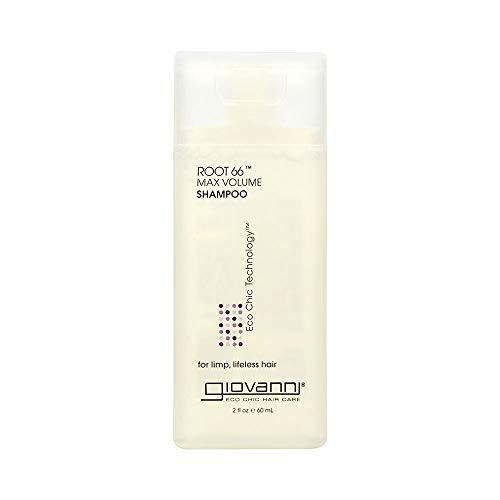 Giovanni Eco Chic Cosmetics–Root 66Max Volume Champú–voluminizadora y kräftigend–60ml