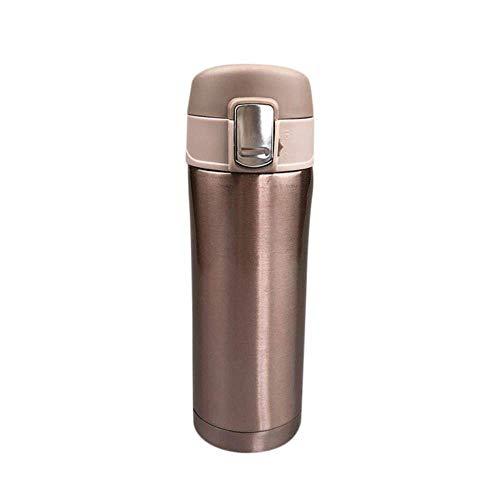 YAeele 350ML de vacío de Acero Inoxidable Frasco de la Taza de Agua Termo Termo Botella de té Oficina de Viajes Taza de café Regalo