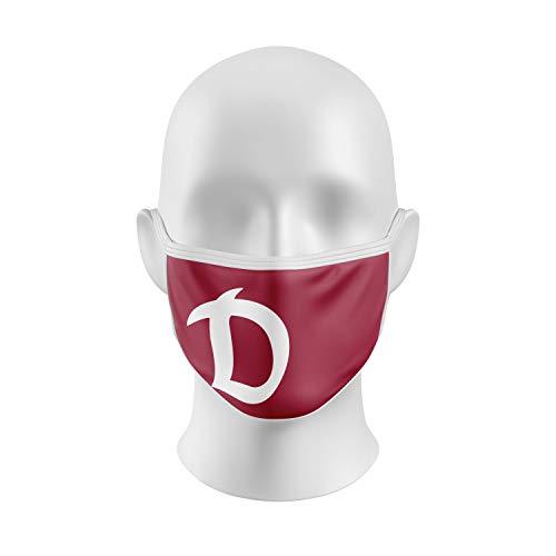 SG Dynamo Dresden Gesichtsmaske D weinrot