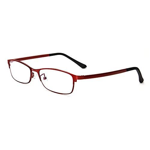 Gafas De Lectura De Alta Definición Moda Para Mujer Ultralight Anti Azul Claro Fatiga De La Fatiga Presbicia Hyperopía Eyewear Óptico Con Dioptrías