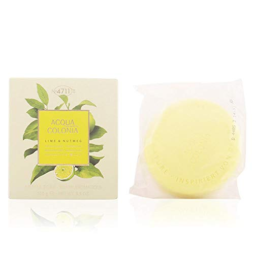 4711 Acqua Colonia Lime And Nutmeg Seife 100g