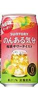 サントリー のんある気分 梅酒サワーテイスト 350ml 48本(2ケース)