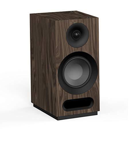 Jamo S 803 160W Schwarz, Walnuss - Lautsprecher (160 W, 57-26000 Hz, 8 Ohm, Schwarz, Walnuss)