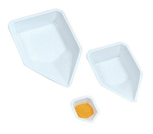 SLS Select BAL1204 Pour Boat polistirene, 100 ml, bianco