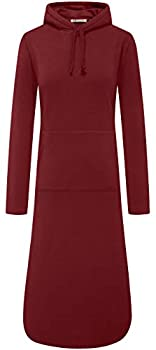 Best maxi sweatshirt dress Reviews