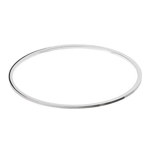 Ernstes Design Armreif Edelstahl A1502 Armband