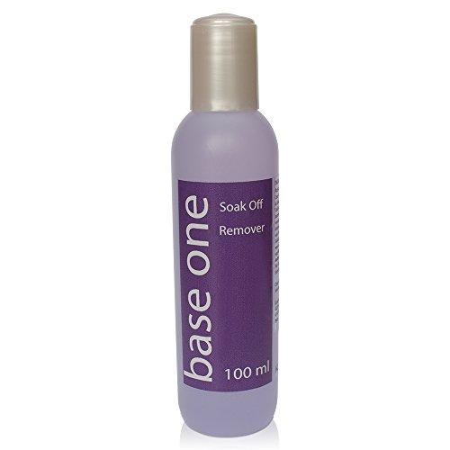 Soak Off Remover 100ml - Nagellackentferner für UV Nagellacke und Hybridlack