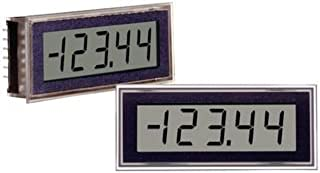 MURATA POWER SOLUTIONS DMS-40LCD-1/2-5-C VOLTAGE METER