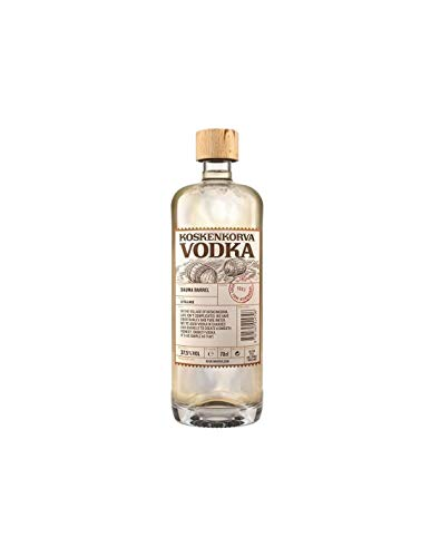 Koskenkorva Vodka SAUNA BARREL Flavoured 37,5% Volume 1l Wodka