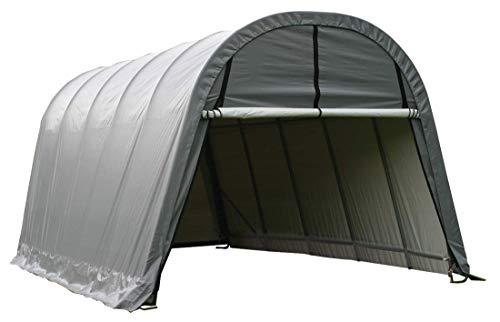 ShelterLogic Replacement Cover Kit 13x24x10 90509 (9oz Gray)