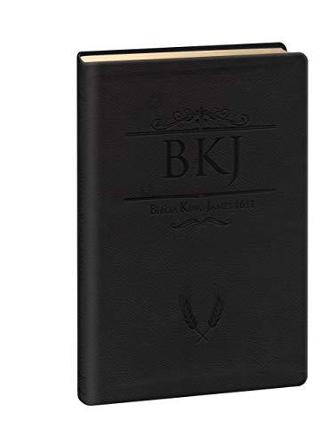 Bíblia King James Ultrafina Gigante - Preta