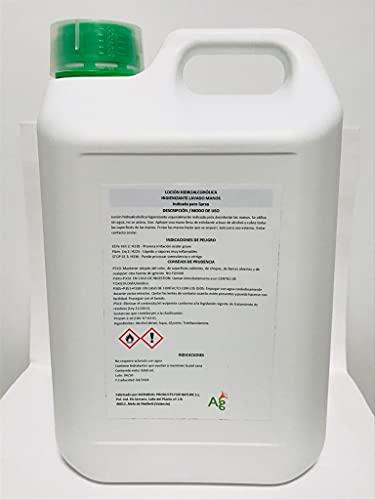 Alcool Isopropylique 99,9% Purity 5 liters