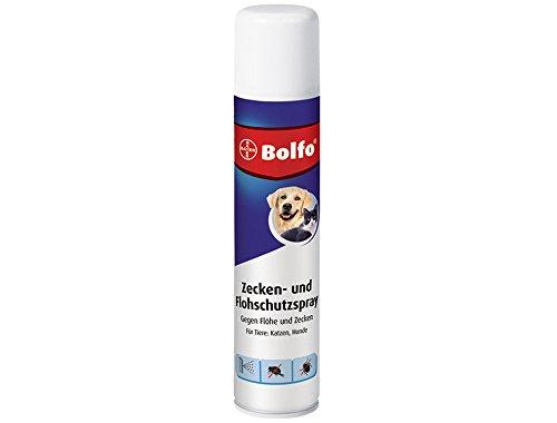 Bolfo Zecken- u. Flohschutzspray  250 ml