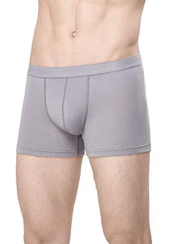 Utenos 100% Merino wol ondergoed mannen Trunk Boxer Shorts, Gemaakt in EU