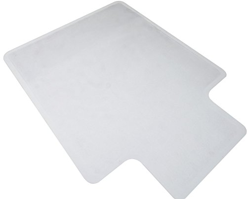 Essentials Chairmat for Hard Floors - Wood, Laminate and Tile Floor Protector for Office Desk Chair, 36 x 48 (ESS-8800HF)