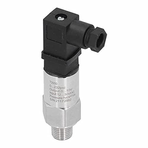 Flow Sensor Pressure Transducer Sensor ASIC Technology Anti-Corrosion Anti-Wear Pressure Transmitter Liquid Level Sensor