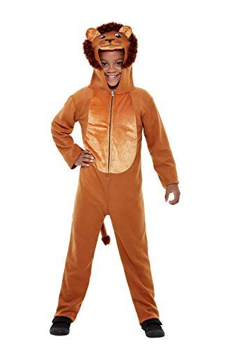 Smiffys 47740L - Disfraz de león, unisex para niños
