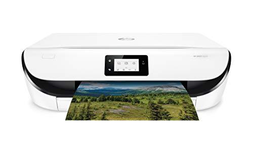 HP Envy 5032 Thermodischer Tintenstrahldrucker, 10 ppm, 4800 x 1200 DPI, A4, WLAN, multifunktional (Thermo-Tintenstrahldrucker, Farbdruck, 4800 x 1200 DPI, 100 Blatt, A4, weiß)