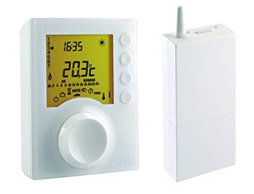 Delta dore tybox - Termostato programable radio tybox437 para clima