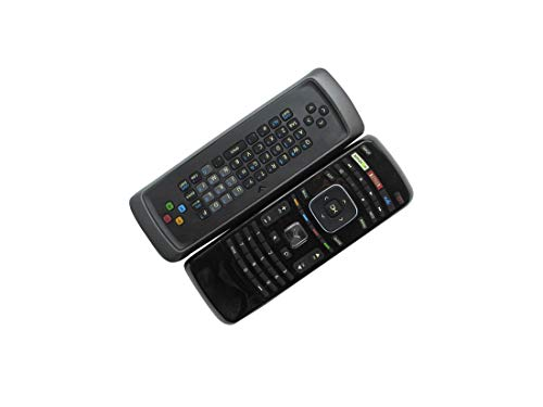 Easytry123 Remote Control for VIZIO M470SL M470SV VF552XVT XVT3D424SV XVT3D474SV XVT3D554SV XVT3D650SV LCD Plasma HDTV TV
