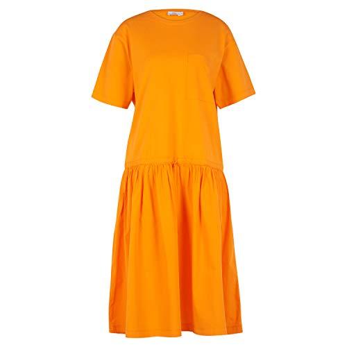 Closed Midikleid 'Hanna' orange (350 Mango) S