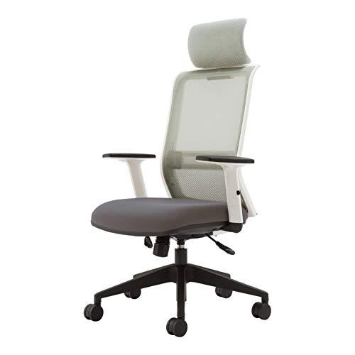 コクヨ エントリー 椅子 グレー メッシュタイプ デスクチェア 事務椅子 コクヨリーズナブルシリーズ CR-BK9...