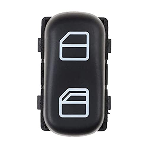 linger Ajuste para Mercedes Benz Sprinter 1995-2006 VITO Electric Window Switch Console 10942503 Auto Accessorie (Color : Black)