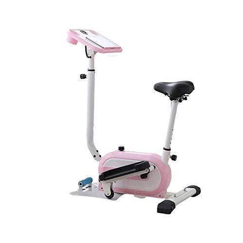 WJFXJQ Pequeña máquina elíptica Mini Home Gym Gym Pérdida de Peso Interior Artefacto Espacio Corriente de Instrumentos de Funcionamiento Stovepipe Equipo Deportivo
