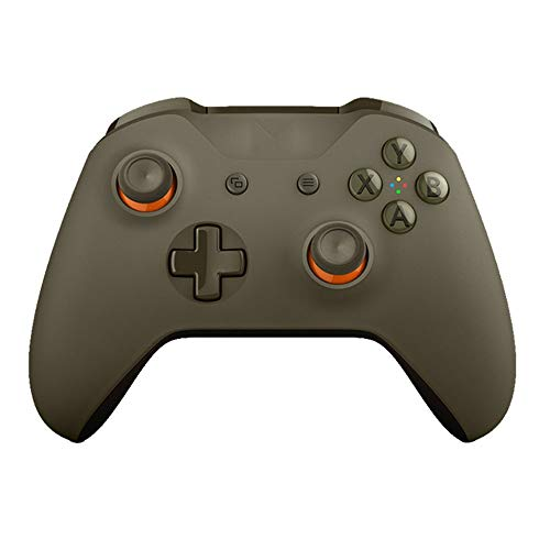 Jack de Auriculares Bluetooth de Xbox Wireless Controller-Bluetooth, Multi-Color Opcional (Color : S Army Green)