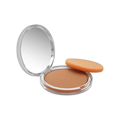 makeup powders Clinique SuperPowder Double Face Makeup Powder Compact .35 oz , Matte Honey 04