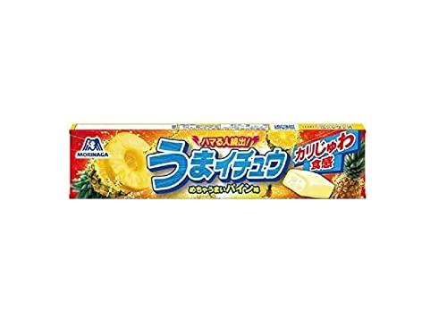 森永製菓 うまイチュウ パイン味 12粒 ×12個