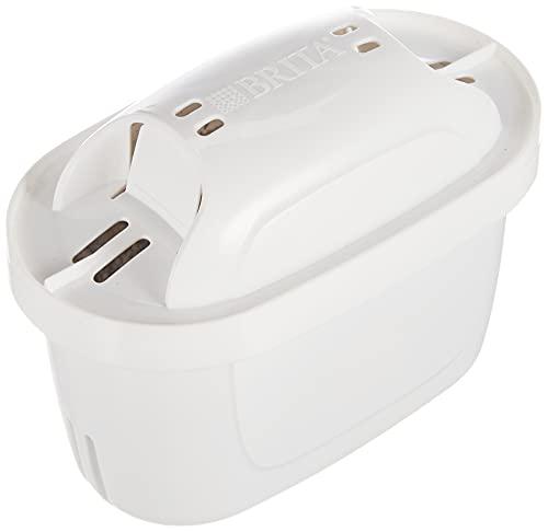 BRITA - Cartuccia filtro acqua Maxtra+ confezione da 6 cartucce per tutti i filtri dell'acqua BRITA per ridurre calcare, cloro e sostanze che alterano il gusto nell'acqua del rubinetto