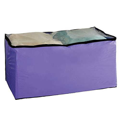 Collections Etc Lavender Scented Jumbo Storage Bag