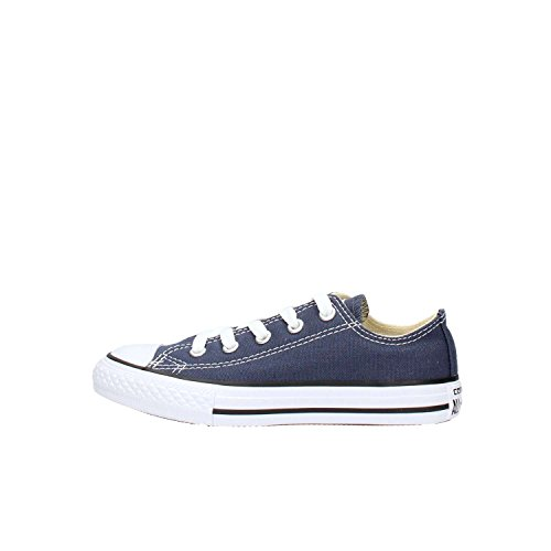 Converse Chucks Bambini 3J237C AS Ox Navy Blue, Taglia:31