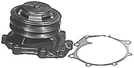 Ford Tractor Water Pump Double Pulley 2000 2600 3000 3600 4000 4000S 4600 4600SU 5000 5100 5200 7000 7100 7200 5600 6600 7600 6700 7700 5610 6610 7610 6710 7710 FAPN8A513DD