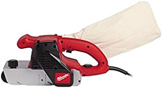 Milwaukee 0002350Belt Sander with 1150W Power and Band 100x 160mm