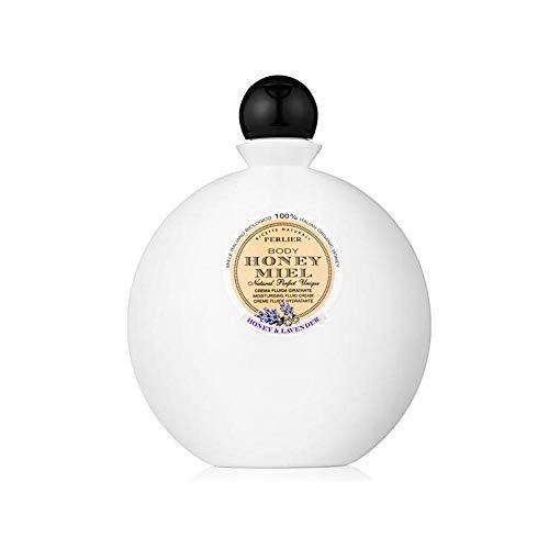 Perlier Honey Miel & Lavender Bath Cream 10.1 oz